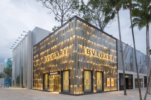 Bulgari-Shop in Miami (Bild: MR. INTERIOR / Shutterstock.com)