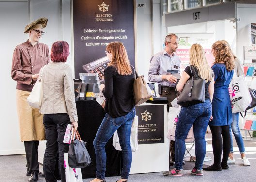 feature post image for Themenvielfalt - Fachmesse Swiss Office Management