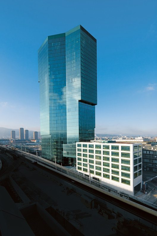 Prime Tower (© Swiss Prime Site AG)
